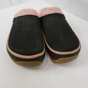 Simple Shoes - SIMPLE brand shoes black & pink size 6